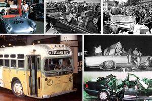 Αυτοκίνητα με όνομα βαρύ σαν Ιστορία