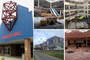 Απόκοσμα και εγκαταλελειμμένα εμπορικά κέντρα