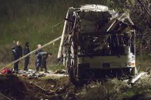 Νεκροί από πτώση δύο λεωφορείων σε κανάλι στην Αίγυπτο