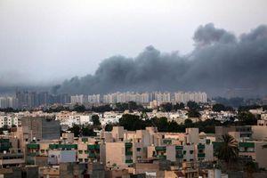 Οι ΗΠΑ βομβάρδισαν τη Λιβύη