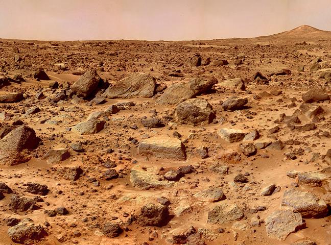 Ο Άρης έχει άνοιξη, καλοκαίρι, φθινόπωρο και χειμώνα