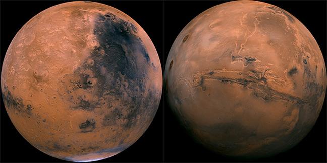 Άρης, ο διπρόσωπος πλανήτης