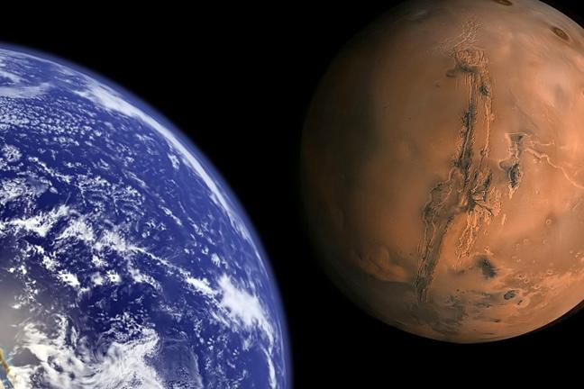 Ο Άρης είχε άλλοτε ποτάμια, λίμνες και έναν ωκεανό