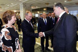 Ξεκίνησαν οι απευθείας συνομιλίες μεταξύ των προέδρων Ρωσίας και Ουκρανίας