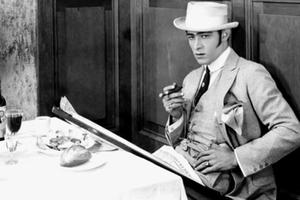 Ο «Μεγάλος Εραστής» του σινεμά Ροντόλφο Βαλεντίνο