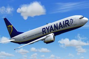 Η Ryanair μειώνει τον στόλο της