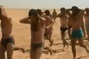 Βίντεο-σοκ από την εκτέλεση 250 Σύρων από το Ισλαμικό Κράτος