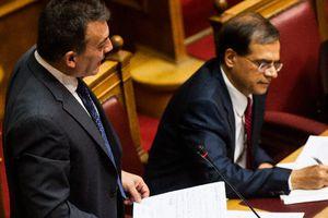 Βρούτσης: Μην παίζετε για λίγες ψήφους με τις συντάξεις των Ελλήνων