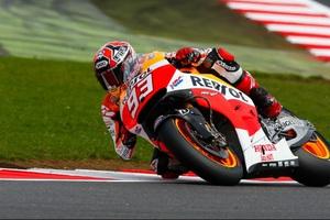 Ο Marquez κερδίζει την 10η pole position της σεζόν