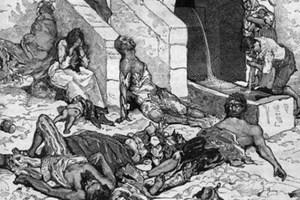 Με... μεσαιωνική πανούκλα απειλούν οι τζιχαντιστές τη Δύση