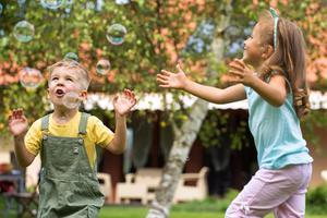 Δώστε ελεύθερο χρόνο στα παιδιά σας