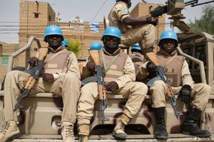 Τουλάχιστον 4 κυανόκρανοι σκοτώθηκαν και 15 τραυματίστηκαν στο Μαλί