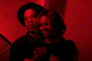 Ο ερωτικός χορός της Beyonce και του Jay Z