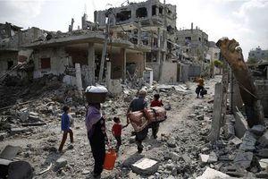 Τουλάχιστον 6 δισεκ. ευρώ το κόστος της ανοικοδόμησης στη Λωρίδα της Γάζας