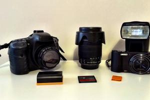 Επιλέξετε την κατάλληλη φωτογραφική μηχανή
