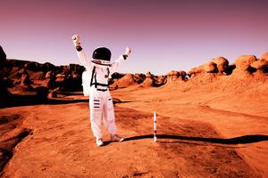 Ο Έλληνας που έκανε αίτηση για τον Άρη!