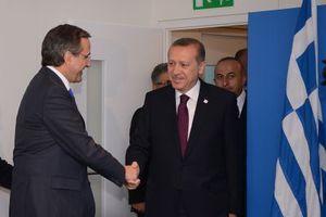Η λύση των «δύο κρατών»... πάγωσε Σαμαρά και Ερντογάν