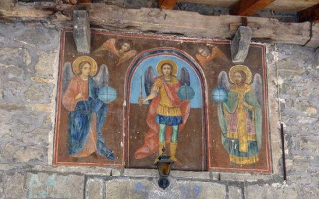 Στόχος ιερόσυλων έγινε για δεύτερη φορά εκκλησία στην Κόνιτσα