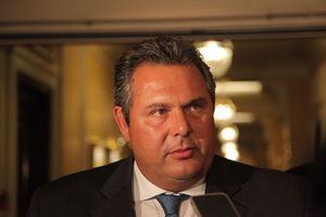Καμμένος: Μέρος του παρακρατικού συστήματος ο Αποστολόπουλος