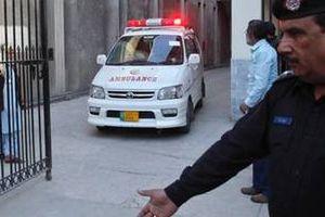 Κατέρρευσε τέμενος στο Πακιστάν