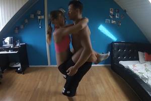 Γυμναστική για ζευγάρια