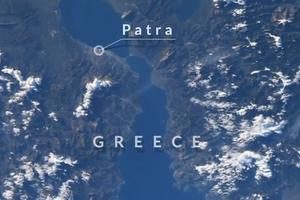 Η Γη μέσα από τον ISS