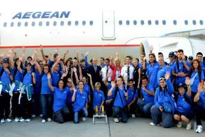 Η Aegean χρυσός χορηγός των Special Olympics Hellas