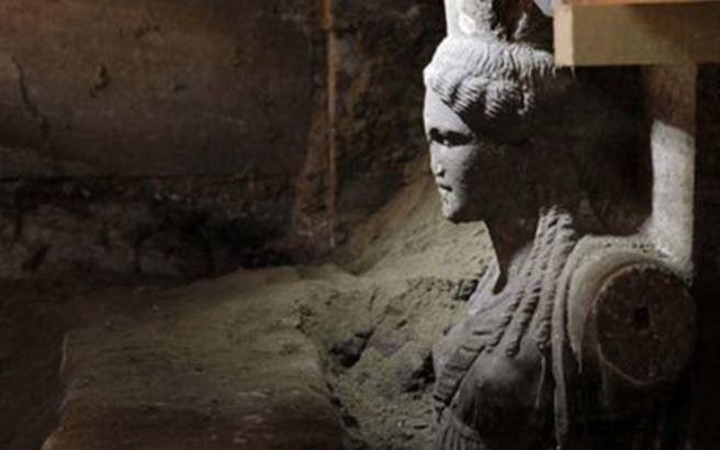 «Η ανασκαφή θα δείξει αν ο τάφος είναι συλημένος, ή όχι»