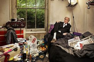Στο σπίτι ενός ρακοσυλλέκτη στην καρδιά του Λονδίνου