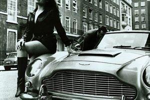 Η αυθεντική Aston Martin του James Bond