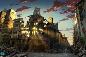 Το Τόκιο μετά την Αποκάλυψη