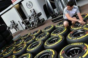 Οι γόμες της Pirelli για Ιαπωνία, Ρωσία