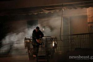 Δύο οι νεκροί από την πυρκαγιά στο Π. Φάληρο