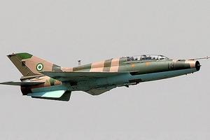 Αγνοείται πολεμικό αεροσκάφος της Νιγηρίας