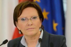 Πρωθυπουργός της Πολωνίας η Εύα Κόπατς