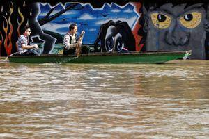Ζημιές εκατομμυρίων από τις πλημμύρες στη Σλοβενία