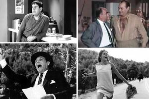 Οι αλησμόνητες ατάκες του ελληνικού κινηματογράφου...