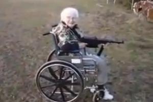 Η πιο άγρια γιαγιά που έχει υπάρξει