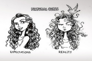 Μαλλιά, προσδοκίες και πραγματικότητα