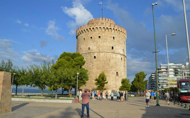 Η Θεσσαλονίκη υποδέχθηκε το πρώτο κρουαζιερόπλοιο του 2016