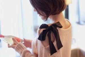 Χαρίστε νέο look στο παλιό σας πουλόβερ