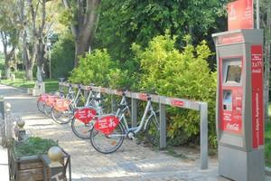 Σύστημα κοινόχρηστων ποδηλάτων στο Δήμο Αμαρουσίου