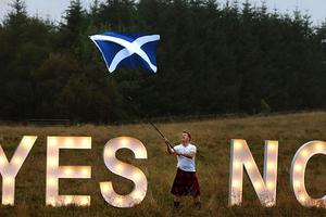 Κόρμπιν: Δεν θα γίνει δημοψήφισμα για την ανεξαρτησία της Σκοτίας
