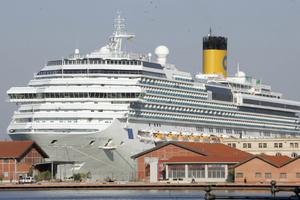 Τρία κρουαζιερόπλοια σε τρεις ημέρες στη Θεσσαλονίκη