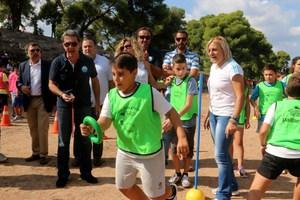 Kids Athletics στην Επίδαυρο