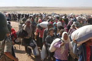 «Ανοίξτε τις πύλες της ΕΕ για τους Σύρους πρόσφυγες»