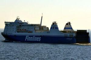 Αποβιβάστηκαν με ασφάλεια οι επιβάτες του οχηματαγωγού πλοίου «europalink»