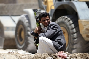 Συνεχίζονται οι μάχες μεταξύ σιιτών και σουνιτών στη Σαναά