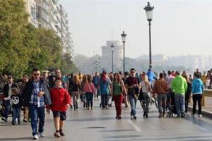 Πεζόδρομος η λεωφόρος Νίκης στη Θεσσαλονίκη για τη «Μέρα χωρίς αυτοκίνητα»