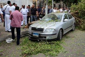 Τουλάχιστον τέσσερις νεκροί από έκρηξη βόμβας στο Κάιρο